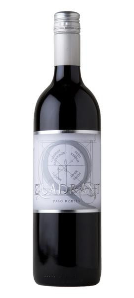 Broken Earth 'Quadrant' Platinum Bordeax Blend 2012