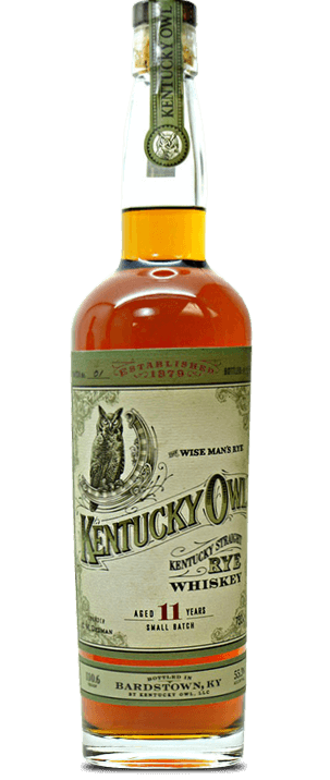 Kentucky Owl Straight Rye Batch 2