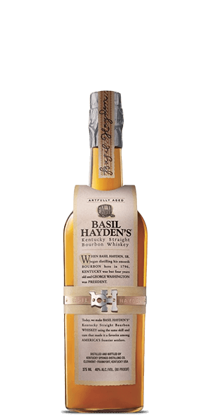 Basil Hayden 8 Year Old Kentucky Straight Bourbon Whiskey