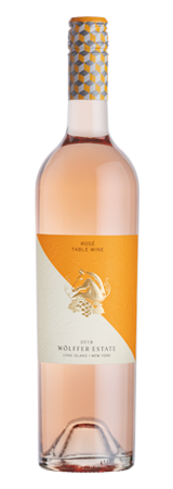 2019 Wolffer Estate Rose Table Wine
