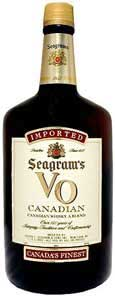 Seagram V.O. Canadian Whisky