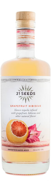 21 Seeds Tequila Blanco Grapefruit Hibiscus