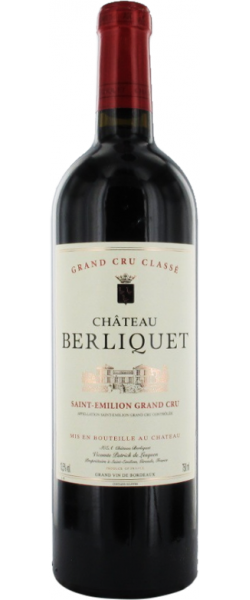 Chateau Berliquet Saint-Emilion Grand Cru 2006