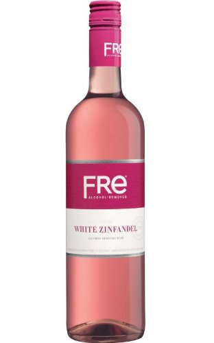 NV Sutter Home Fre Alcohol Removed White Zinfandel