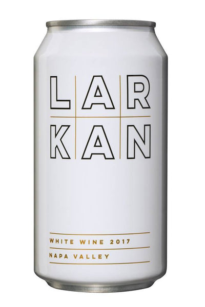 2017 Larkan White Wine By Larkin Cans