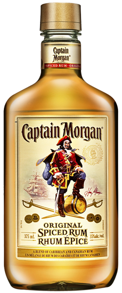 Captain Morgan's Original Spiced Gold Rum