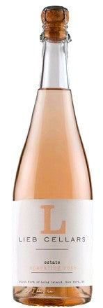 Lieb Cellars Estate Sparkling Rose 2016