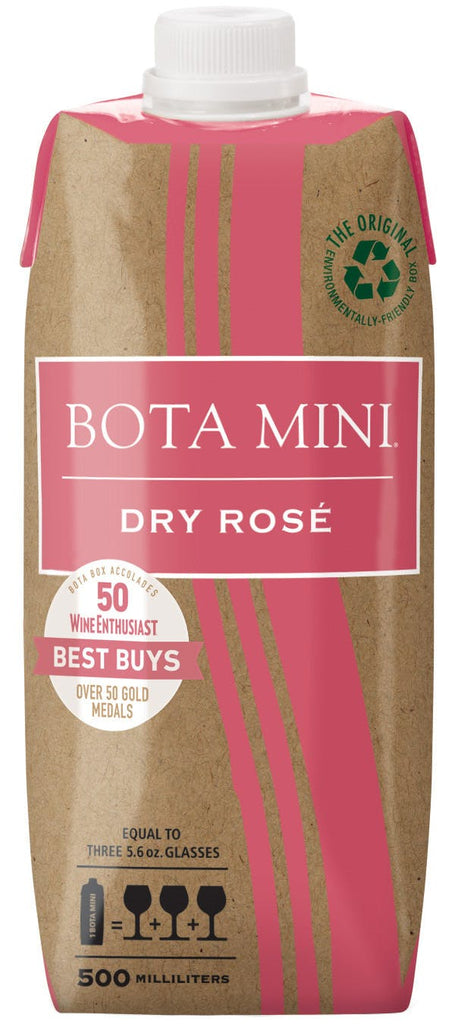NV Bota Box Dry Rose