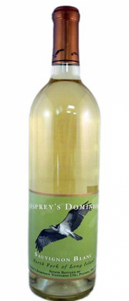 2017 Osprey's Dominion Vineyards Sauvignon Blanc
