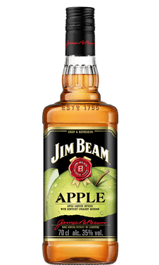 Jim Beam Apple Whiskey Liqueur
