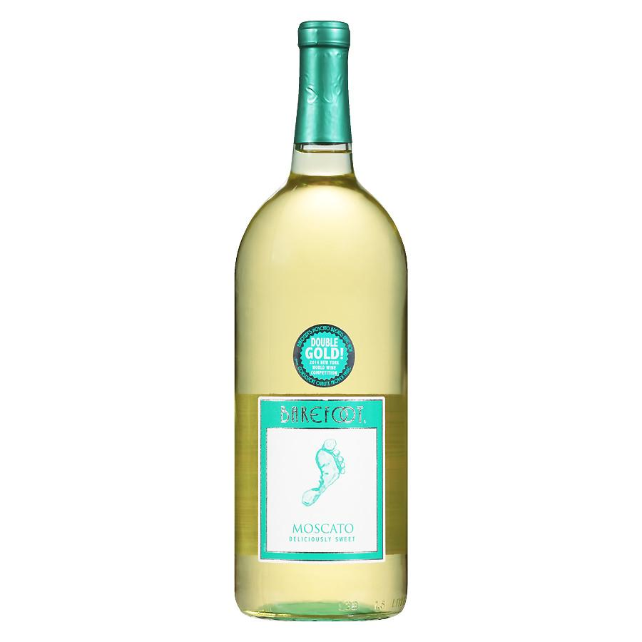 Barefoot Moscato NV