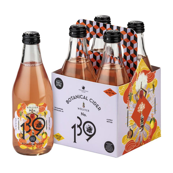 NV Wolffer Botanical Cider 4PK