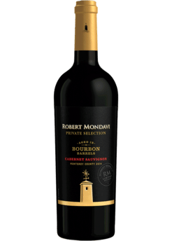 2017 Mondavi Private Selection Cabernet Sauvignon Bourbon Barrels