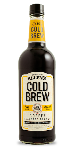 Allen's Cold Brew Coffee Brandy