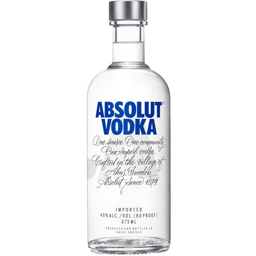 Absolut Vodka Pint