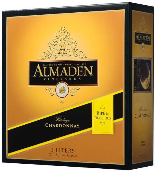 Almaden Vineyards Heritage Chardonnay NV
