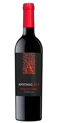 2016 Apothic Wines Red Winemaker's Blend