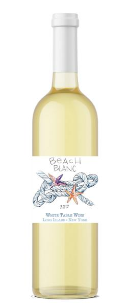2017 Beach Blanc White Table Wine
