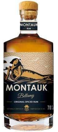 Bellamy Spiced Rum Montauk Distilling Co