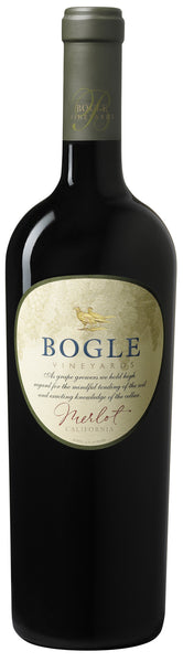 Bogle Vineyards Merlot 2012