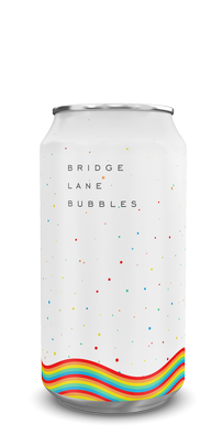 NV Bridge Lane Bubbles Sparkling Wine Can