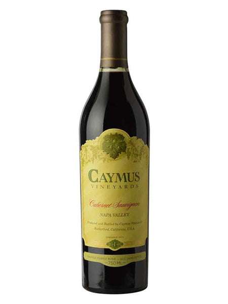 2017 Caymus Vineyards Cabernet Sauvignon