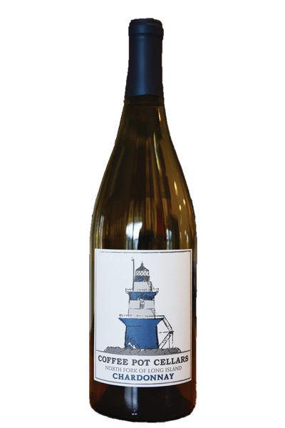 2015 Coffeepot Cellars Chardonnay