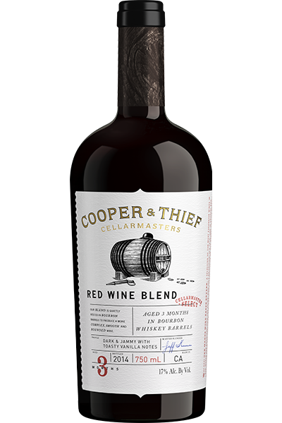 Cooper & Thief Cellarmasters Bourbon Barrel Aged Red 2014