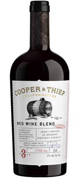 2018 Cooper & Thief Cellarmasters Bourbon Barrel Aged Red