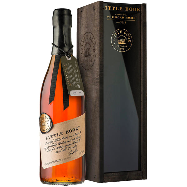 Bookers Little Book Straight Bourbon Chapter 3 2019