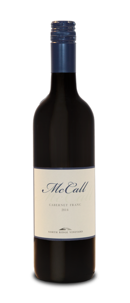 Mc Call Cabernet Franc 2014