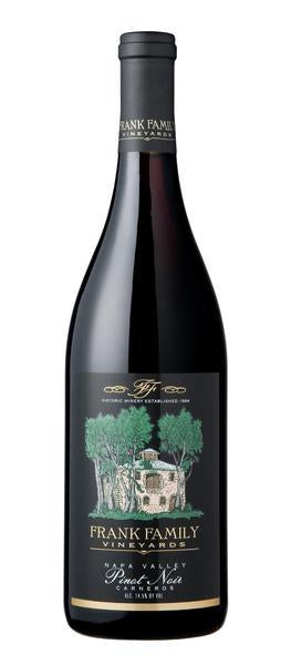 2018 Frank Family Vineyards Pinot Noir Napa Valley