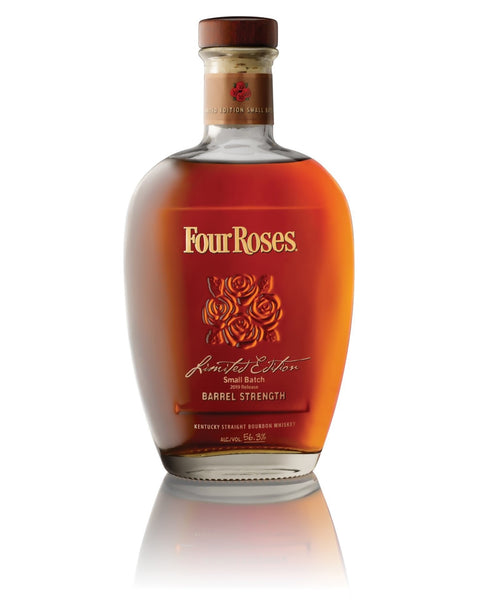 2019 Four Roses Limited Edition Small Batch Barrel Strength Kentucky Straight Bourbon Whiskey