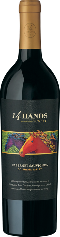 2015 14 Hands Winery Cabernet Sauvignon