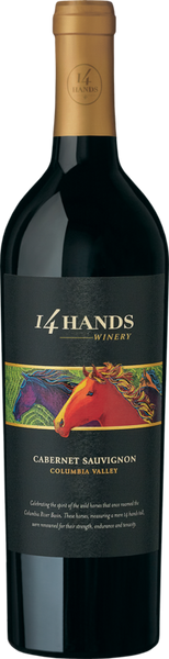 14 Hands Winery Cabernet Sauvignon 2012