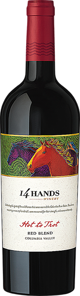 2016 14 Hands Winery Hot to Trot Red