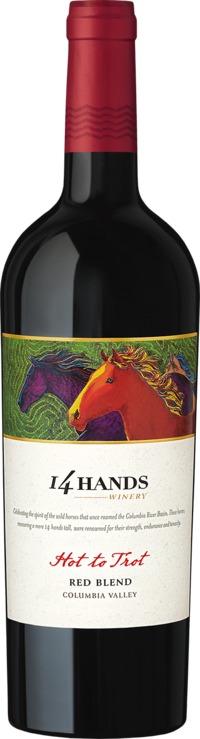 14 Hands Winery Hot to Trot Red 2012