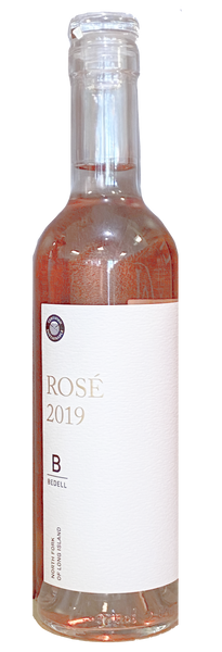 Bedell Cellars Rose 2019 Half-Bottle