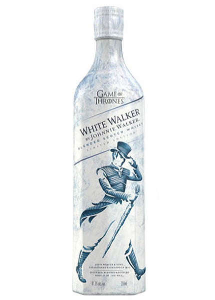 Johnnie Walker Scotch White Walker Game Of Thrones