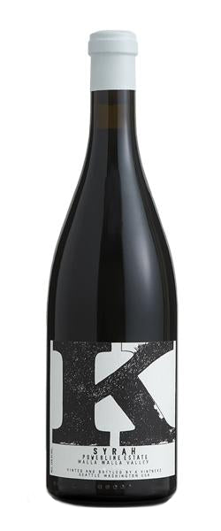 Charles Smith K Vintners Powerline Estate Syrah 2016