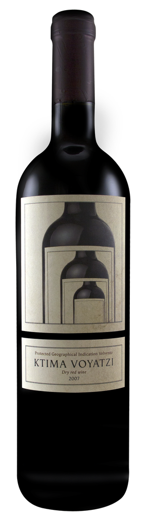2011 Ktima Vourvoukelis 'Avdiros' Red