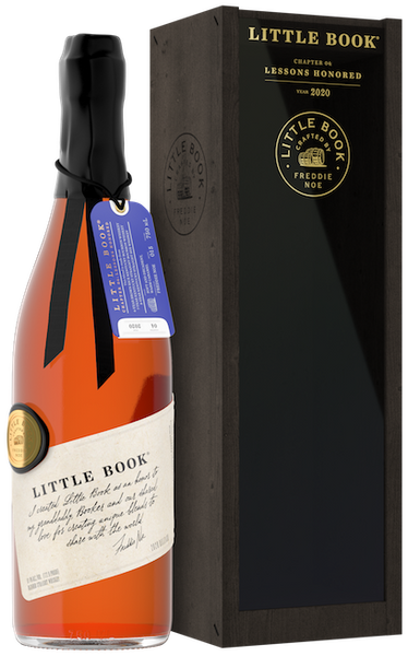 2020 Little Book 'Chapter 4 Lessons Honored' Blended Whisky