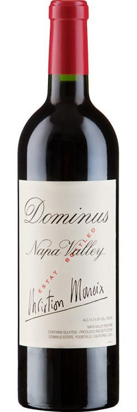 2016 Dominus Estate Christian Moueix Napa Valley Red