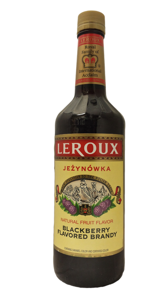 LEROUX POLISH BLACKBERRY BRANDY