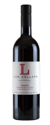 Lieb Cellars Estate Caberent Franc 2018