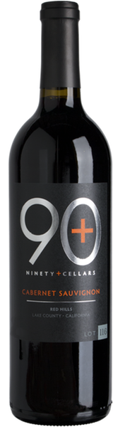 90+ Ninety Plus Cellars Lot 116 Cabernet Sauvignon 2016