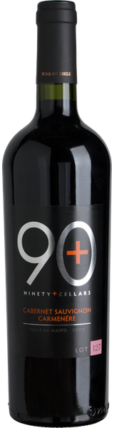 Ninety Plus Cellars Lot 127 Cabernet Sauvignon - Carmenere 2016