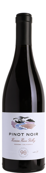 90+ Ninety Plus Cellars Lot 75 Reserve Pinot Noir 2016