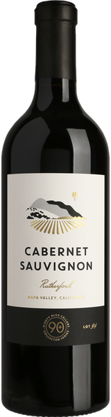 90+ Ninety Plus Cellars Lot 94 Collectors Series Cabernet Sauvignon 2016