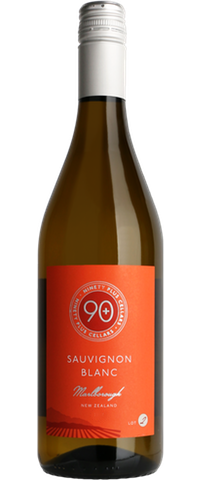 90+ Ninety Plus Cellars Lot 2 Sauvignon Blanc 2019